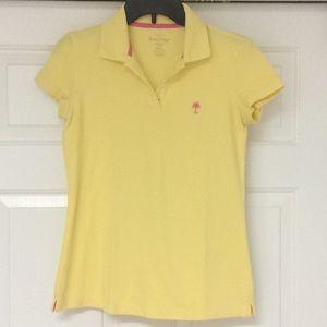 Lilly Pulitzer polo shirt. ⭐️LIKE NEW ⭐️